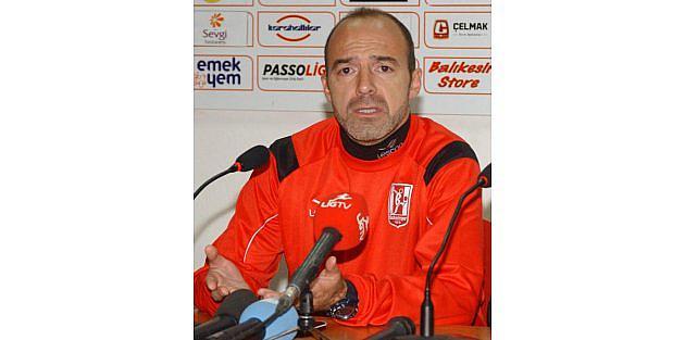 Balıkesirspor - Sivasspor Fotoğrafları (ek)