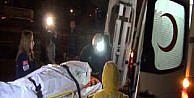 Bariyer ok gibi saplandı: 1 ölü, 3 yaralı