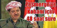 Barzaniden Peşmergeye Kobani emri