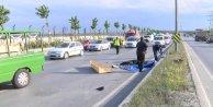 Başarşehirde motorsiklet kazası; 2 ölü