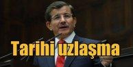 Başbakan Ahmet Davutoğlu; Üç siyasi parti, 3 konuda anlaştı