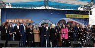 Başbakan Ahmet Davutoğlundan Erciyes Üniversitesinde Toplu Açılış -ek Fotoğraflar