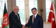 Başbakan Davutoğlu, Dostum ile görüştü