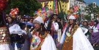 Berlinde Kültürler Karnavalı gerçekleştirildi