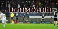 Beşiktaş, Akhisar önünde dağıldı; 2 - 0