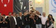 Beşiktaş Jimnastik Spor Kulübü, Satranç ligi şampiyonu oldu