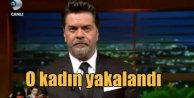 Beyaz Show'un Ayşe Çelik'i Diyarbakır'da yakalandı