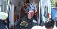 Beykozda halk otobüsü devrildi: 10 yaralı (1)