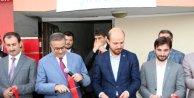 Bilal Erdoğan, Şırnak'ta TÜRGEV temsilciliğinin açılışını yaptı