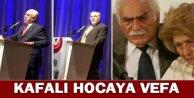 Bilim dünyası Mustafa Kafalıya vefa için buluştu