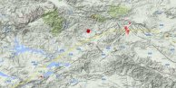 Bingöl'de deprem: Bingöl Yaladere 4.5 ile sallandı