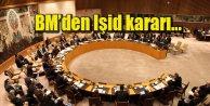 BMnin IŞİD kararı kabul gördü !