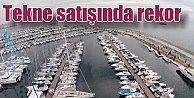 Boatshow'da Tekne Satış Rekoru Kırıldı