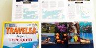 Bodrum, Rus dergisine kapak oldu