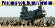 Boingten Ankaraya, Para yerine helikopter verelim