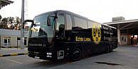 Borussia Dortmund, Malzeme Otobüsü Gümrük Sistemine Takıldı