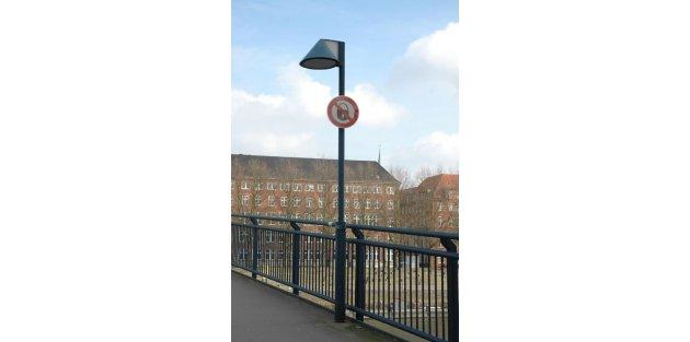 Bremende köprü demirlerine asma kilit yasağı