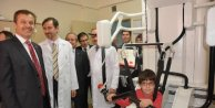 Bu robot yürüyemeyen çocuklara umut olacak