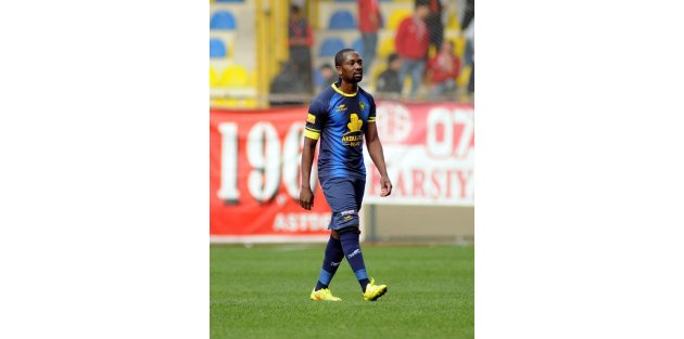 Bucasporda Nsaliwa 2 maç yok