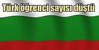Bulgaristanda Türk öğrenci sayısı düştü