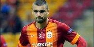Burak Yılmaz Galatasaray'la vedalaştı