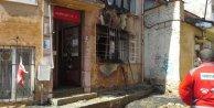 Bursa'da doğalgaz patlaması yangına neden oldu