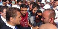 Bursa'da otomotiv işçilerinin eylemi devam ediyor (3)