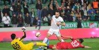 Bursaspor-Gençlerbirliği Ziraat Türkiye Kupası maçı (Ek fotoğraf)