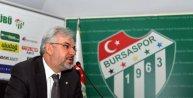 Bursaspor taraftarıyla bir araya geldi: Ceza toplantısı