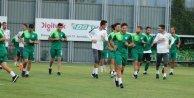 Bursasporda Galatasaray maçı hazırlıklarına başladı