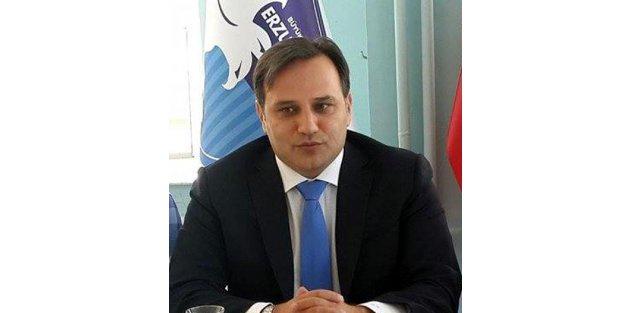 Büyükşehir Belediye Erzurumsporun yeni başkanı Ali Demirhan