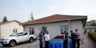 Çanakkale'de 5 ton kaçak midye ve deniz patlıcanı ele geçirildi