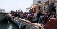 Çanakkalede 662 kaçak yakalandı