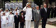 Çanakkale'de Preveze Deniz Zaferi'nin 476'ncı Yıldönümü Kutlandı