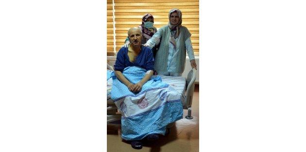 Canlı yayınla karaciğer nakli yapılan hasta sağlığına kavuştu