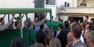 Çatalcadaki kazada ölen 3 kişinin cenazesi Adli Tıpa kaldırıldı