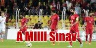 Çek Cumhuriyeti - Türkiye: 0  - 1  (GENİŞ ÖZET)