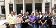 Çevrecilerden Akkuyu için  'tek dava' protestosu