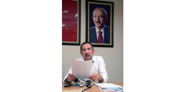 CHP Gençlik Kolları Başkanı Yıldızdan işsizlik vurgusu