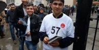 CHP, İzmirde 16 yıl aradan sonra ön seçim yaptı