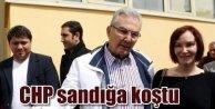 CHP Sandık başı yaptı: Büyük yarış