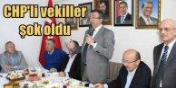 CHP'li vekillere Rizeli'ler Derneği'nde şok