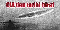 CIA itiraf etti: O UFO'lar var ya...