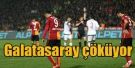 Cimbom'da çöküş sürüyor, Gaziantepspor 2  Galatasaray 0 Maç sonucu