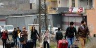Cizre'de eğitim felç oldu!