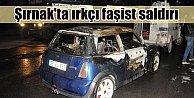 Cizre'de Kürtçe bilmiyor diye arabasını yaktılar