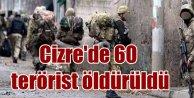 Son dakika Cizre, O binada 60 PKK'lı öldürüldü