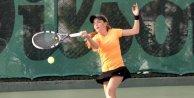 Çukurova Cup 14 Yaş Uluslararası Tenis Turnuvası başladı