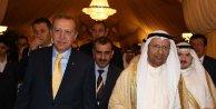 Cumhurbaşkanı Erdoğan, Kuveytli iş adamları ile bir araya geldi