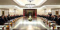 Cumhurbaşkanı Erdoğan, Mgk Toplantısına İlk Kez Başkanlık Ediyor